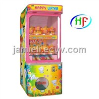 Happy Lifter crane game machine