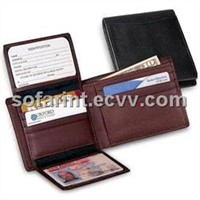 Leather Wallets & Promotional Wallet