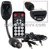 Bluetooth Handsfree Car Kit with FM transmitter