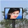 Outdoor LED Display Screen Sign Panel Indoor Led Display Curtain Wall Video Advertising Billboard