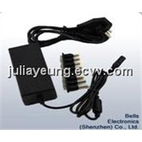Universal Laptop Adapter/Universal Adapter 70w 8 Tips