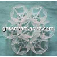 Plastic Pentacle Ring