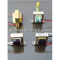 Miniature Voltage Transformers Laminated Chassis Mounting