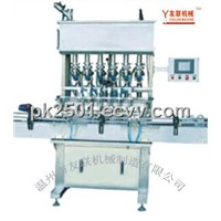 GNC-6L  Automatic Liquid and Paste Pressure filling machine (vertical type)
