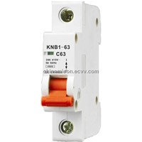 Mini Circuit Breaker (KNB1-63)