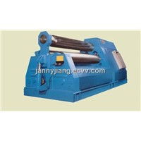4 roller plate forming machine