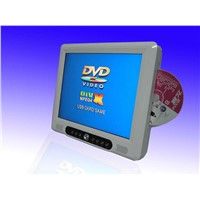 12.1 Inch Portable DVD Player with DVB-T/Game/USB/Card Reader