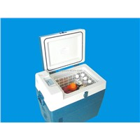 26l.36l Portable Car Freezer