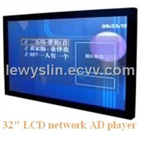 "32"" LCD High Definition AD Player"