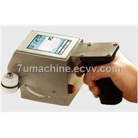 450 Handheld Ink-Jet System with Color Touch Screen Panel