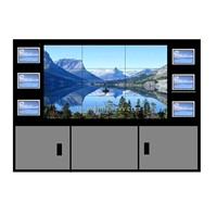 "52"" LCD Video Wall"