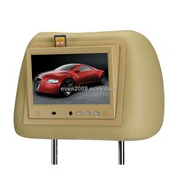 7 inch (16:9) Headrest Car Advertising Player