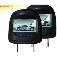 7-Inch Car Headrest Monitor