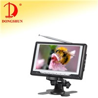7-Inch LCD Monitor with USB/SD/MP4/Analog TV