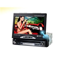 7-Inch One Din Car DVD Player
