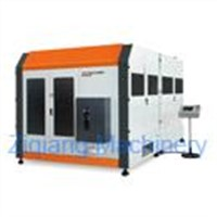 9000-13000 BottlesHour Rotary PET Blowing Machines