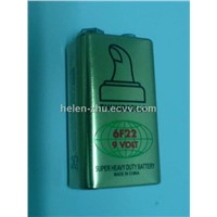 9V / 23A / 27A high voltage battery