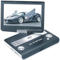 9.5 inch (16:9) Portable DVD Player