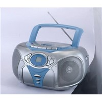 AM/FM Stereo Radio CD/WMA/MP3 Player with USB Slot (PC-7072)