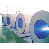 Al-Zn Color Coated steel coil