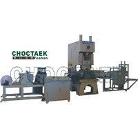 Aluminum Foil Container Making Machine CTJF-60T