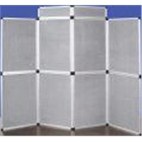 Aluminum Frame Folding Panel