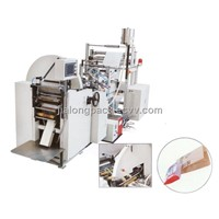 Automatic Food Paper Bag Making Machine