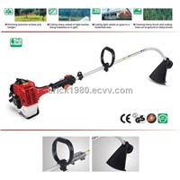 25.4cc 1E34F Engine Bent Shaft Brush Cutter