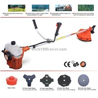 32.8cc Gasoline Brush Cutter Grass Trimmer Grass Cutter Cg328