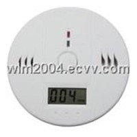 Battery Operated CO Detector ( LCD)