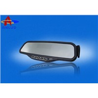 Bluetooth Car Kit mirror(TTS,SD Card MP3)