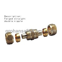 Brass Swivel Fitting