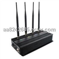 High power Cellphone Jammer (TG-101A) with car charger