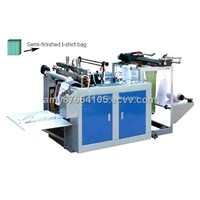 Computer Control Flat Bottom Sealing &Cutting Bag Machine