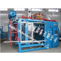 Continuous High Speed Automatic Vacuum Forming Machine