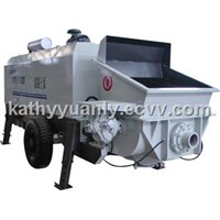 Diesel Trailer Mounted Pump