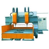 Double-Spindle CNC High-Speed Plate Drilling Machine
