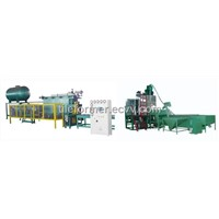 EPS Foam Block Production Line