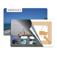 Electronic RFID Tag Card