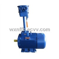 YBF2 Explosion-Proof Three-Phase Induction Motor for Ventilation Blower