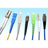 FC Armored Fiber Optic Patch Cord