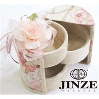 Fabric storage boxes / storage bins
