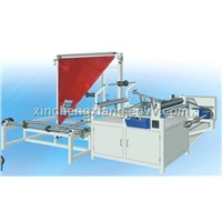 Folding-side machine