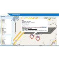 GPS/GPRS Web Base Tracking Center System