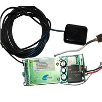 GPS Battery Alarm System