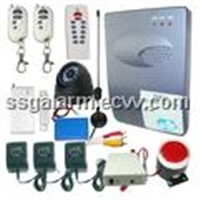 GSM Alarm with MMS Function