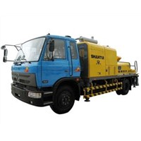 HJC5120THB Truck-Mounted Concrete Pump