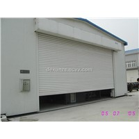Heat Proof Metallic Rolled Door