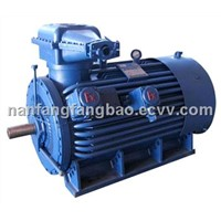 High Voltage Explosion-proof Three-phrase Induction Motor YB 400-450 series
