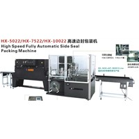 High Speed Fully Automatic Side Seal Packing Machine